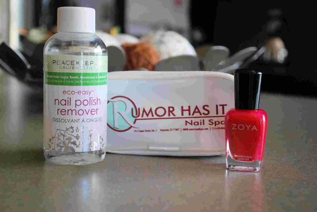 Rumor Has It: Zoya Nail Polish
