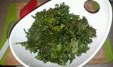 Gettin' Chippy With It (Kale, Apple, Sweet Potato, & PlantainChips)