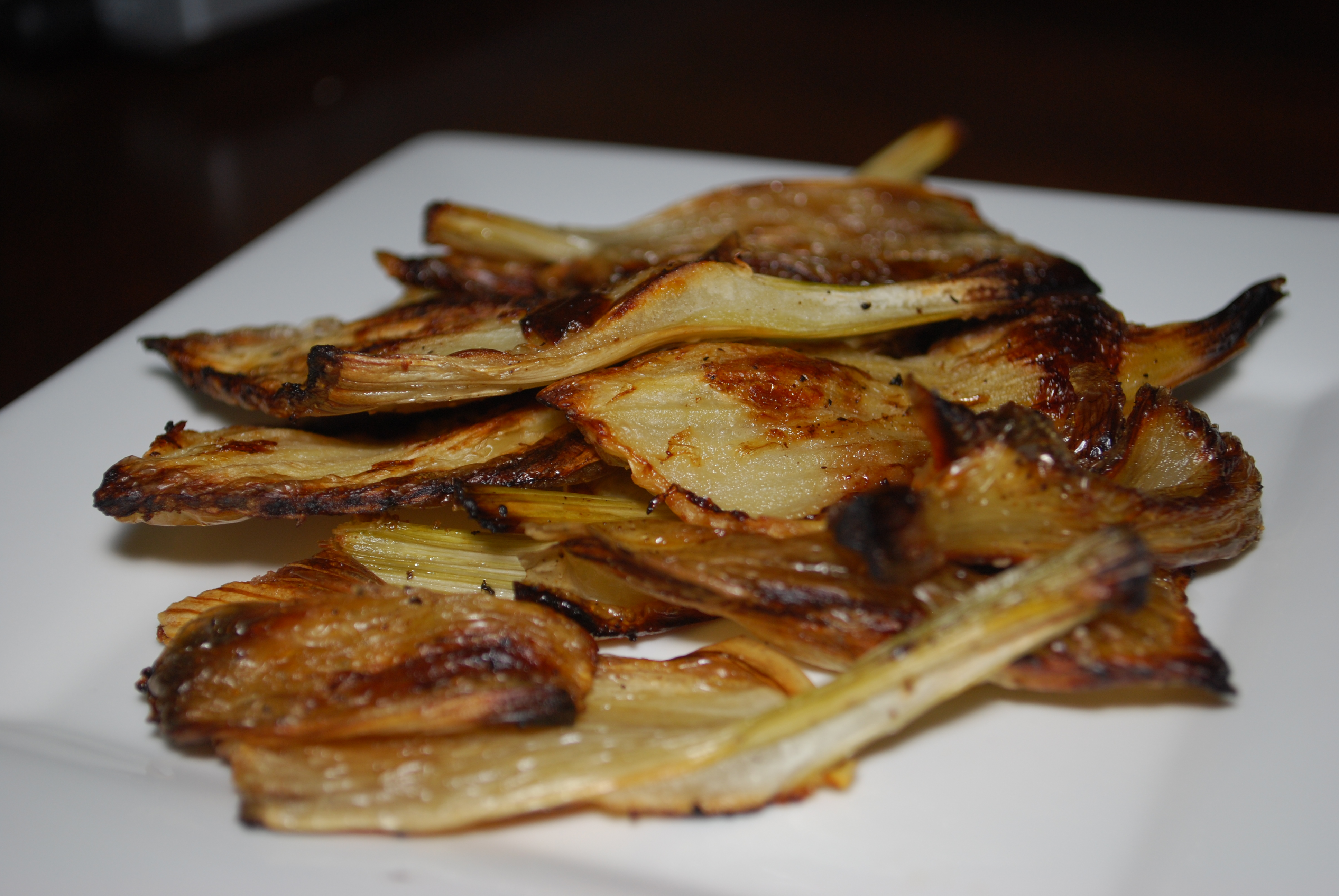 Roasted Fennel With Asiago And Thyme Recipes — Dishmaps
