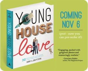 Young House Love book