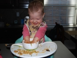 Baby-Led Weaning: Self-Feeding
