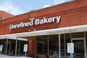Unrefined Gluten Free Bakery in Dallas Texas
