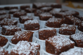 gluten free brownies from tu-lu's bakery