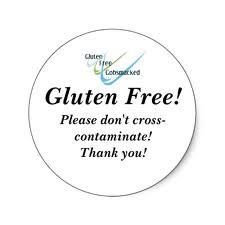 gluten free cross contamination