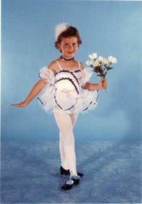 Jess dancing