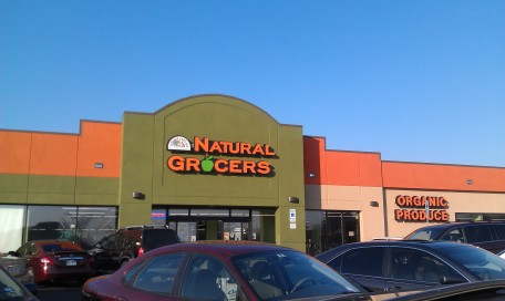 Natural Grocers in Denton Texas