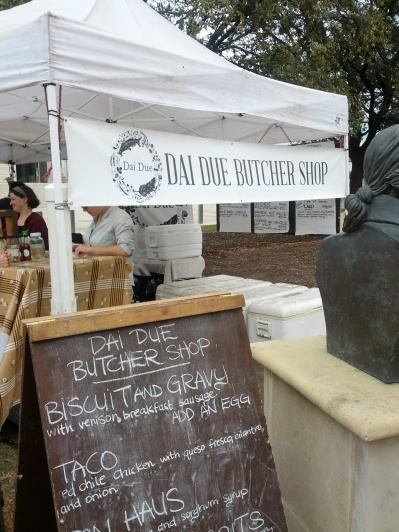 Dai Due Butcher Shop in Austin