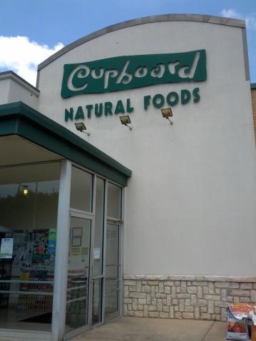 The Cupboard in Denton