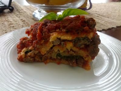 Cappellos gluten free lasagna