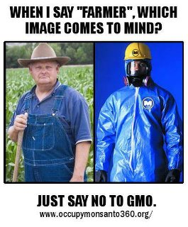 Just say no to GMO