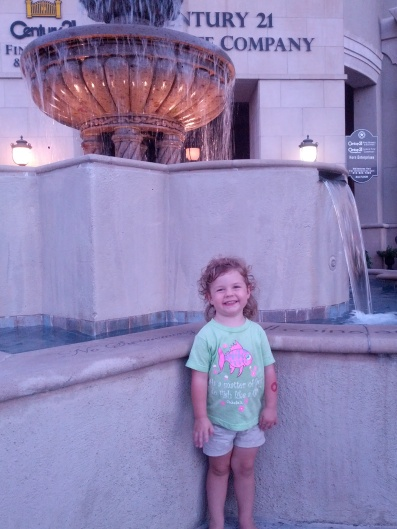 Emma at 3