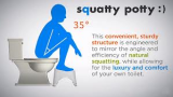 The Squatty Potty