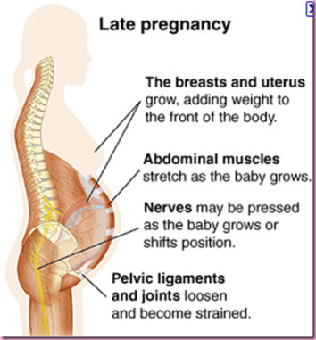 late pregnancy chiropractic care