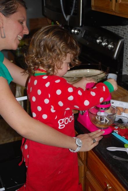 Emma's mixer