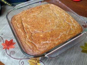 mock cornbread