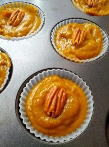 no bake paleo pumpkin tarts