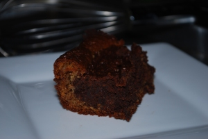 paleo chocolate chip cookie brownies