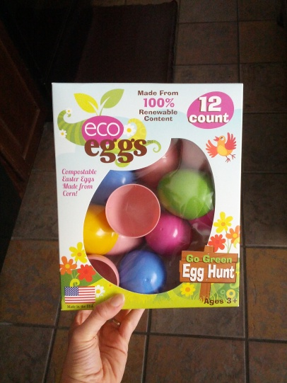 compostable easter eco eggs