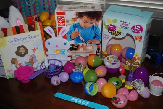 eco Easter ideas