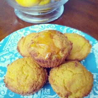 paleo cornbread muffins