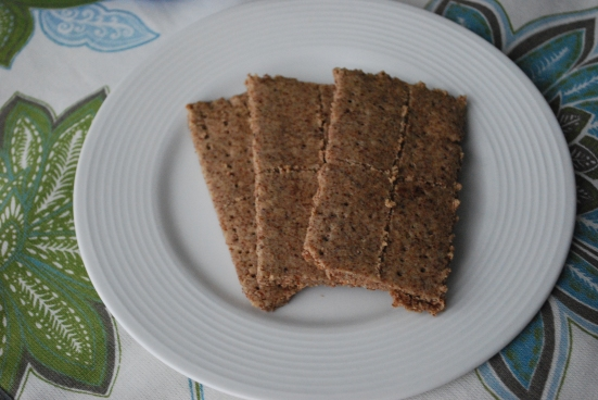 paleo gluten free grain free graham crackers