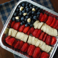 4th of July Fruit Desserts