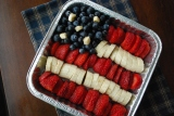 4th of July FruitDesserts