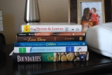 What's On My Nightstand: Summer 2014Edition