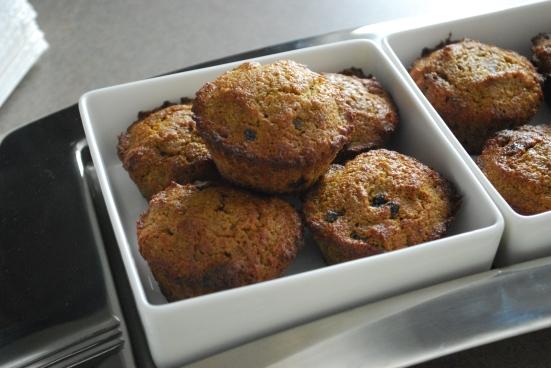 coconut flour pumkin muffins