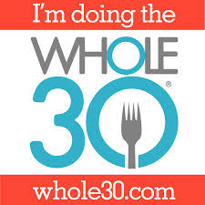 I'm doing a Whole30