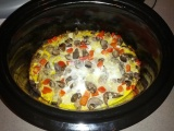 Kitchen Sink (Paleo Breakfast In A Crock Pot)