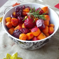 5 Paleo Thanksgiving Side Dishes {Vegetarian}