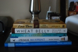 What's On My Nightstand: Fall 2014Edition