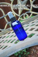 Homemade Chemical-Free Bug Spray