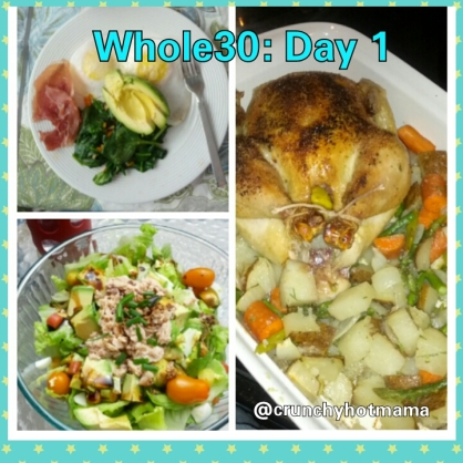 Whole30 Day 1