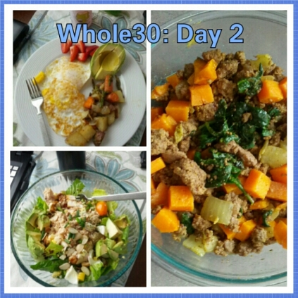 Whole30 Day 2