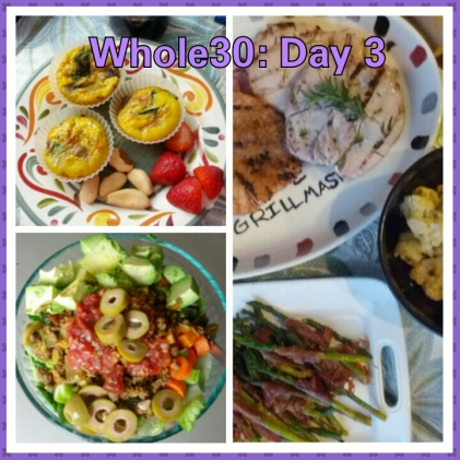 Whole30 Day 3