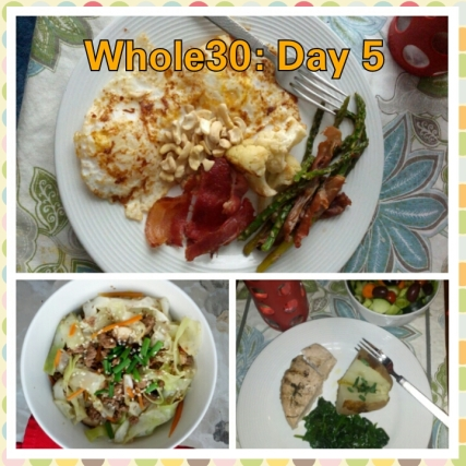 Whole30 Day 5