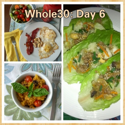 Whole30 Day 6