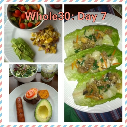 Whole30 Day 7