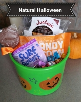 Natural Halloween Candy Alternatives