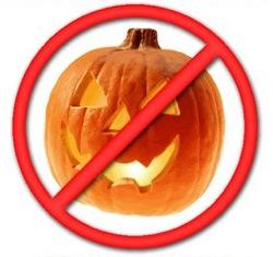 No Halloween
