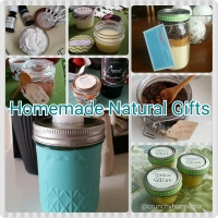 8 Homemade Natural Gifts For The Holidays