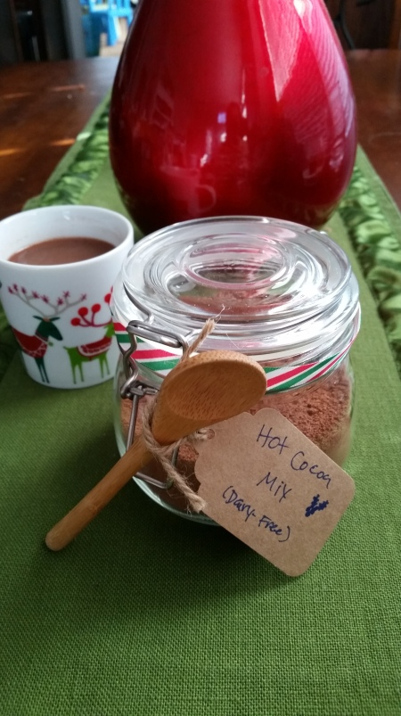 Hot Cocoa Mix Dairy-free